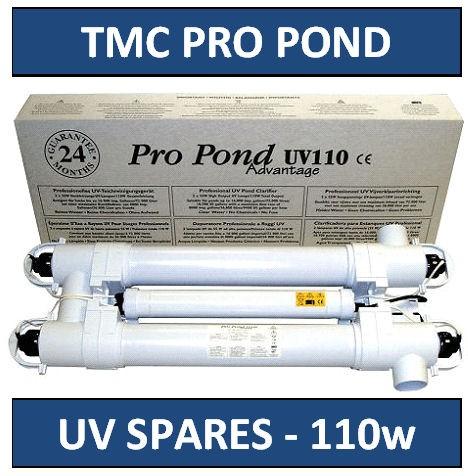 Tmc Spares List Uv110 Uv Spares Uv Appliances