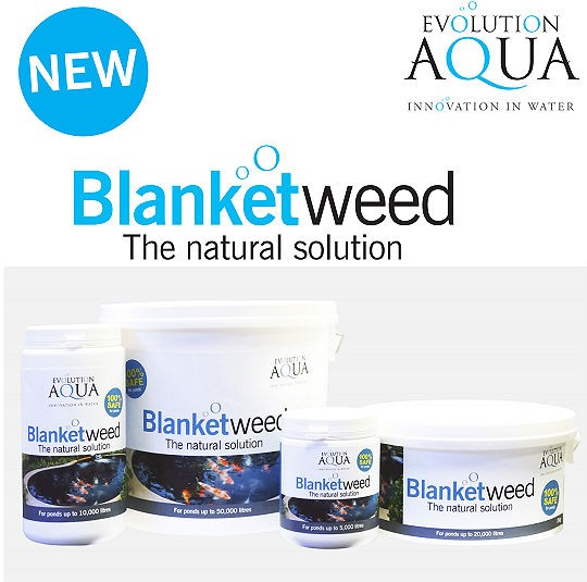 Evolution Aqua Blanketweed Natural Solution