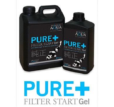 Evolution Aqua Pure + Filter Start Gel