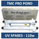 TMC Spares List - UV110