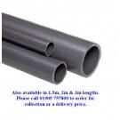 Grey PVC Pressure Pipe
