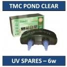 TMC Pond Clear UV6 - Spares List